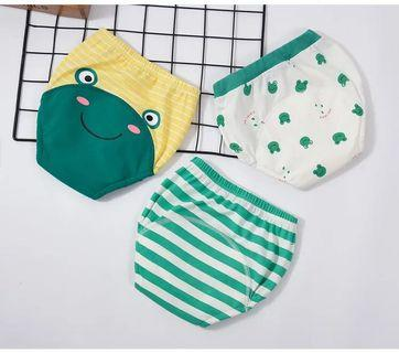 Premium grade baby toilet training pants