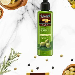 Olive Body Lotion from Bali