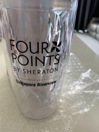Four Points By Sheraton Hotel Singapore Flask