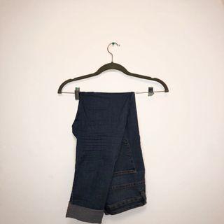 H&M Highwaisted Jeans #SwapCA