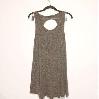 Aerie Flowy Dress #SwapCA
