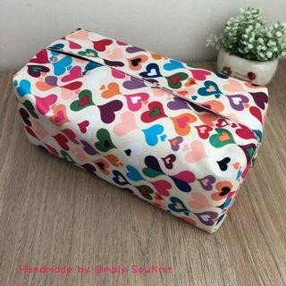 Water Proof Tissue Pack ( 200pcs)  Fabric Holder