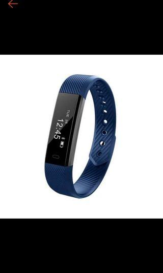 ID 115智能手環(藍色)