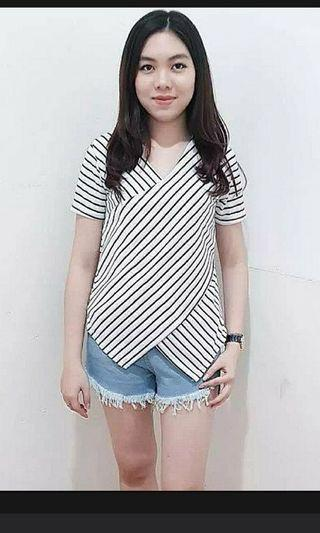 NEW Striped top fit to 50kg