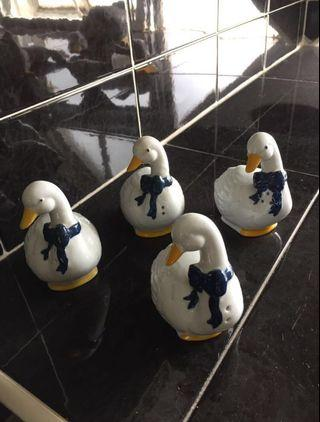 Duckling Figurines