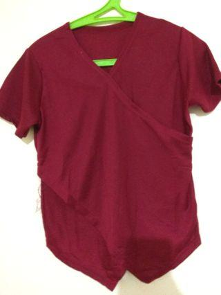 NEW Maroon top fit to 50kg
