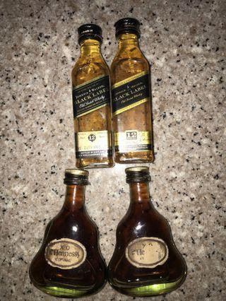 🚚 Hard liquor miniature