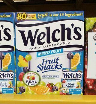 Welch's 果汁糖