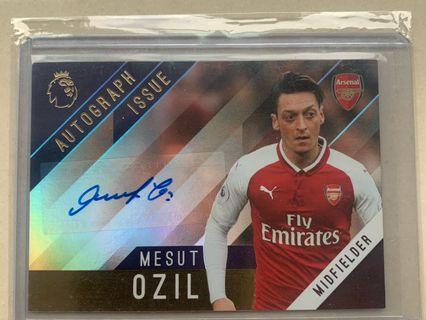 Topps Premier League Gold Mesut Ozil
