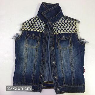 Jean Jacket brand Mickey