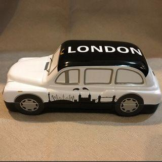 London Taxi Tin Container #AmplifyJuly35