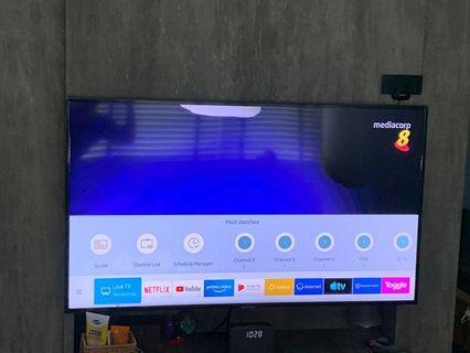 🚚 Samsung NU7100 49 inch UHD