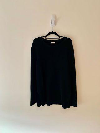 Witchery Ribbed Jumper Size M