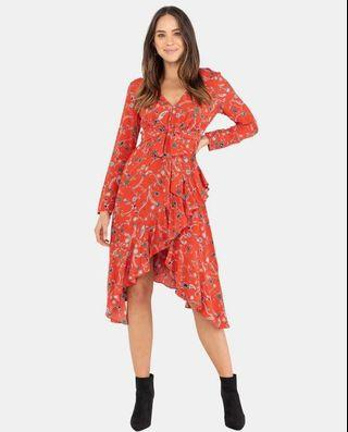 Rodeo Show Westbourne Midi Dress