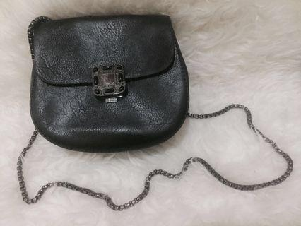 #joinjuli Mini bag hitam