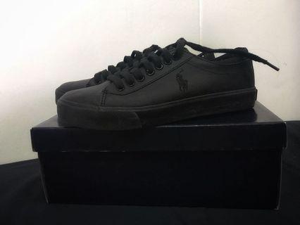 🚚 Polo Black Shoes