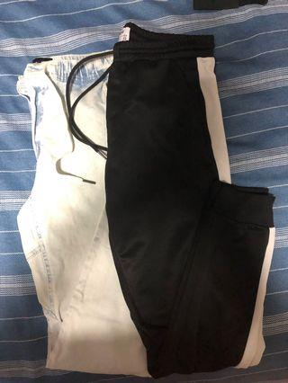 2 for 1 Pull & Bear, Cotton On Joggers Set