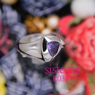 R0389純銀戒指925 Silver Ring