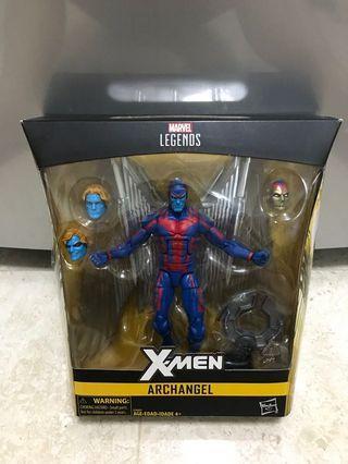 Marvel legends X-men Archangel