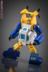 Loose complete Toyworld TW-M08 Wavebreak