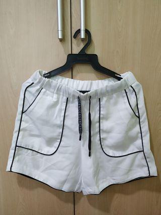 MKO White Shorts