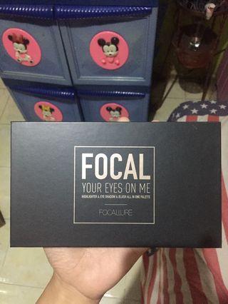 Focal Eyeshadow Palet