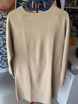 Cream Dress / Baju Krem