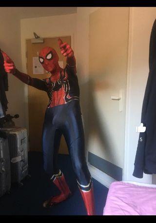 Spiderman 4 Costume cosplay (pre-order)