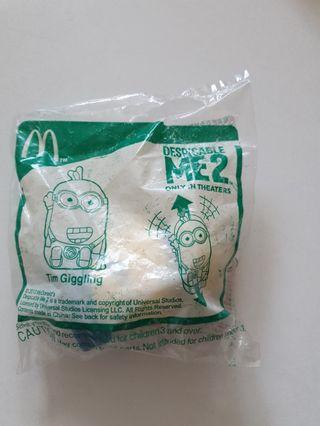 McDonald's mionion 2013 tim giggling