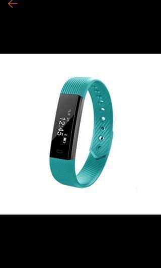 ID 115智能手環(淺藍色)