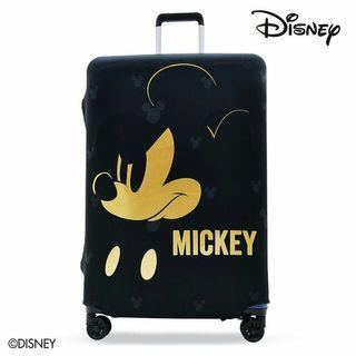 🚚 【Disney】迪士尼MICKY彈性箱套(搖滾燙金)尺寸任選,兩種尺寸價格不一樣