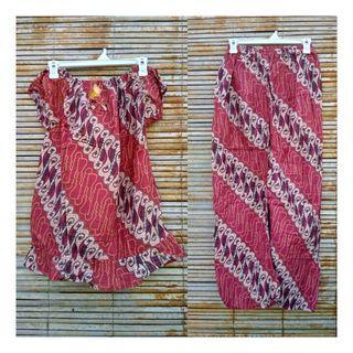 Stelan Batik