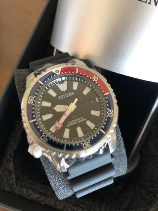 🚚 Citizen promaster Asia limited edition