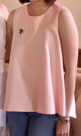 Bundle pink tops