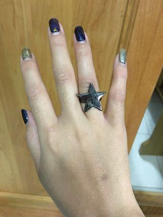🚚 星星戒指