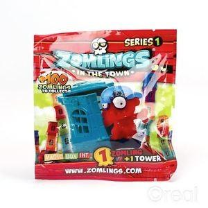 💯Original imported Zomblings •in the town• Series 1 Blind/Surprise Bag