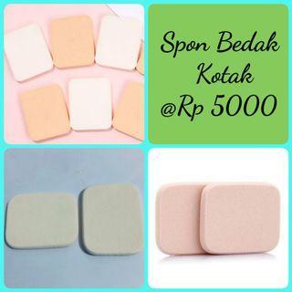 Sponge Bedak