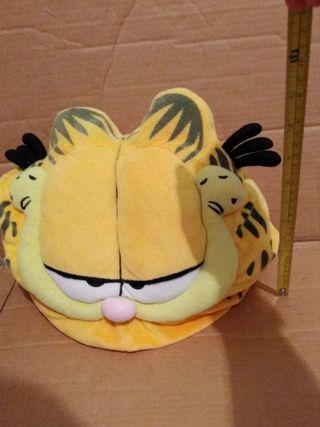 Garfield head stuff toys