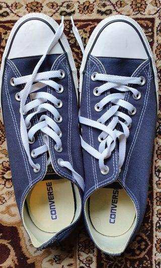 Converse Shoes Navy UK 11