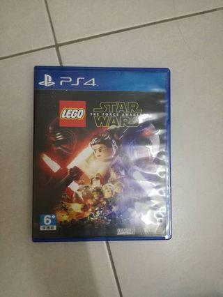 Lego Starwars Force Awakens