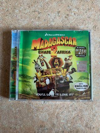 Madagascar Movie 2 VCD
