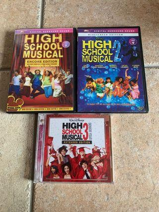 High school music Full set