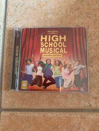 🚚 High school musical VCD MOVIE