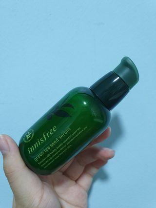 🚚 innisfree green tea seed serum