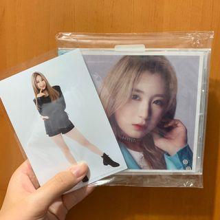[WTS] chaeyeon suki to iwasetai cd