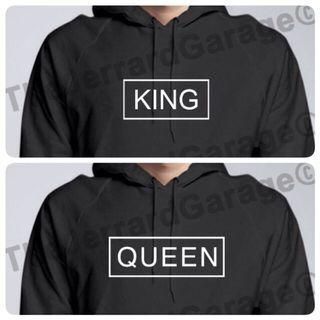 King & Queen Box Hoodie
