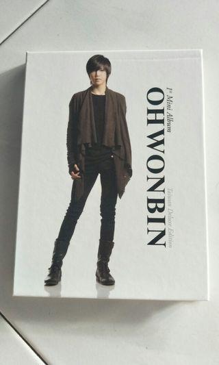Oh Wonbin 1st Mini Album