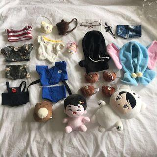 exo dolls / doll clothes