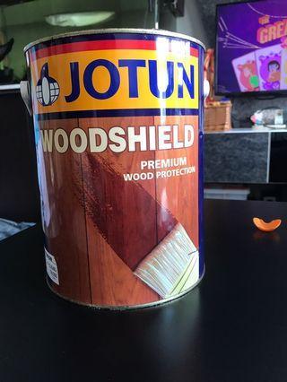 🚚 Jotun woodshield premium wood protector
