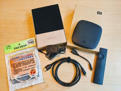 小米盒子一代 下單送小米行動電源